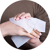 5 ways to fight bacteria with our antibacterial wipes by Regaldisposables.co.uk