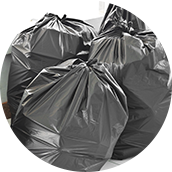 5 ways to use our polythene sacks and bin bags by Regaldisposables.co.uk